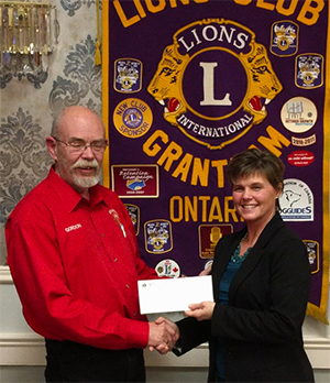 Lions Club Giving Back to the Community