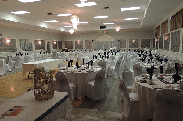 Grantham Lions Club Banquet Hall