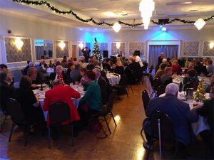 Grantham Lions Club Banquet Hall