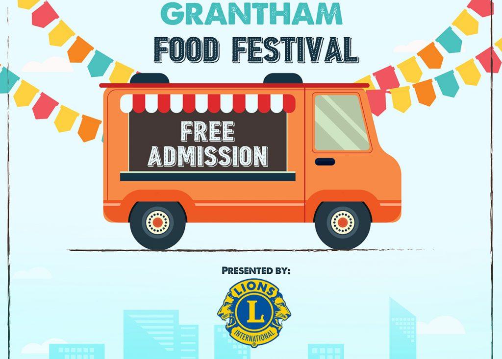Grantham Food festival